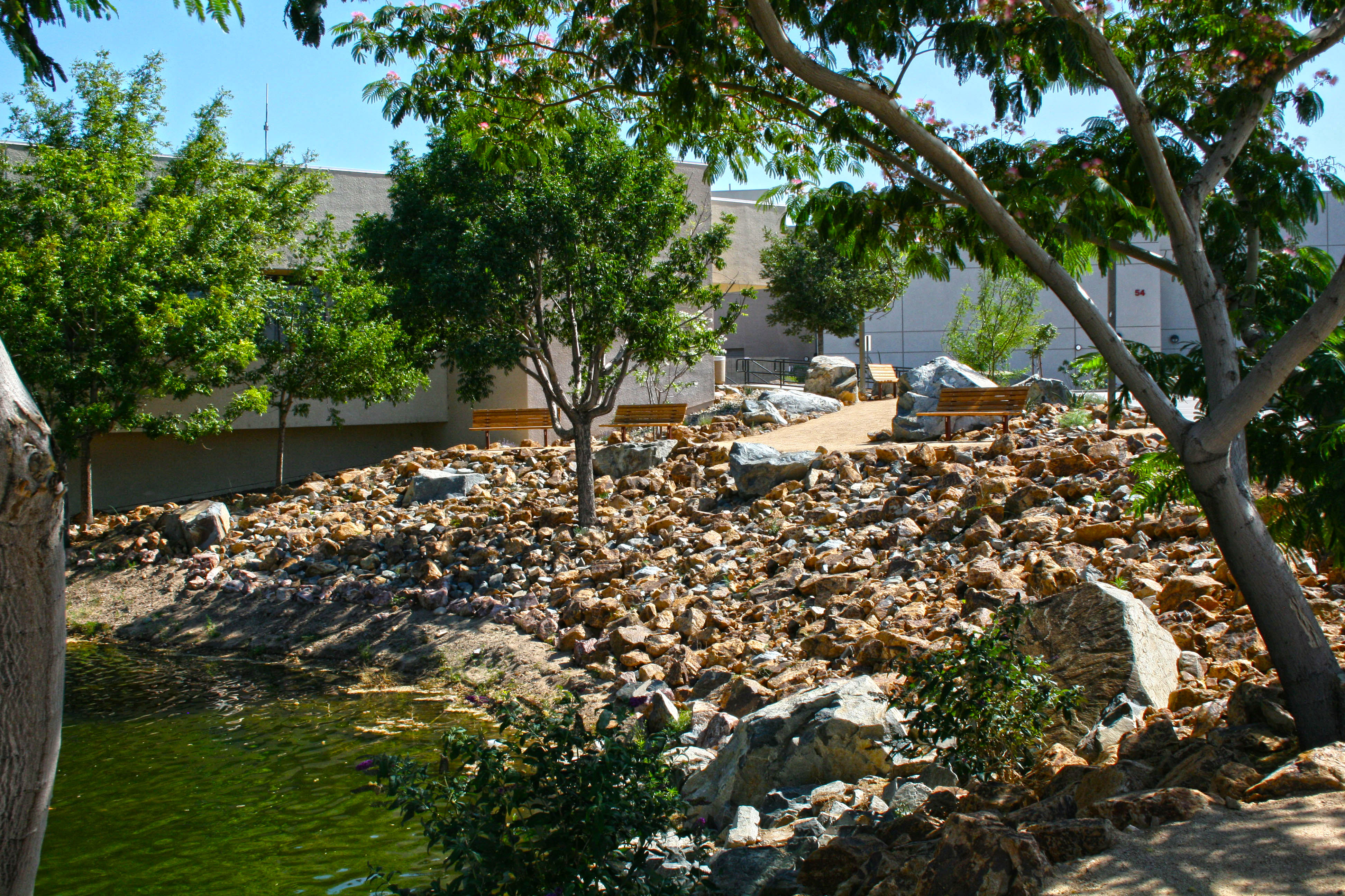 Landscape Sustainability Upgrades To Victor Valley College